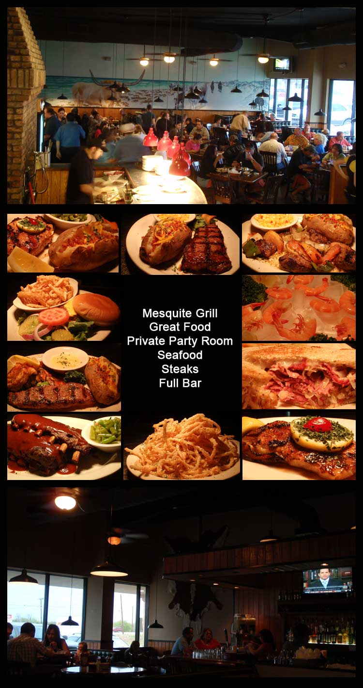 Texas A1 Steaks Seafood Restaurant In Corpus Christi Portland