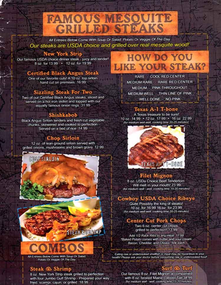 Texas A1 Steaks Seafod Restaurant In Corpus Christi