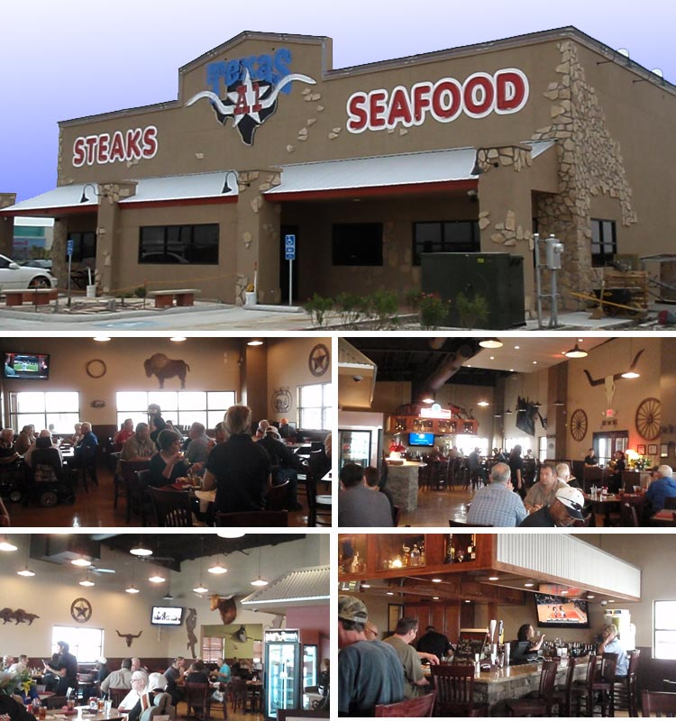 Seafood restaurants in corpus christi texas best for Steak and fish restaurants near me
