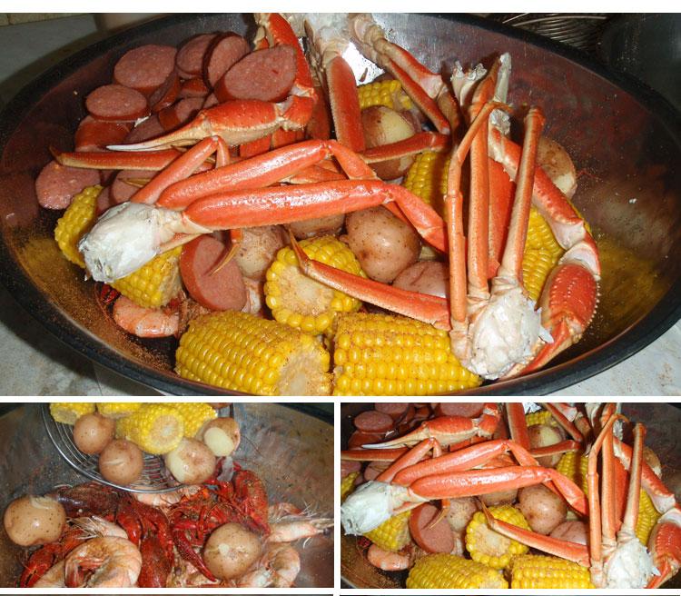 The Crazy Cajun Restaurant Food Images Port Aransas Texas