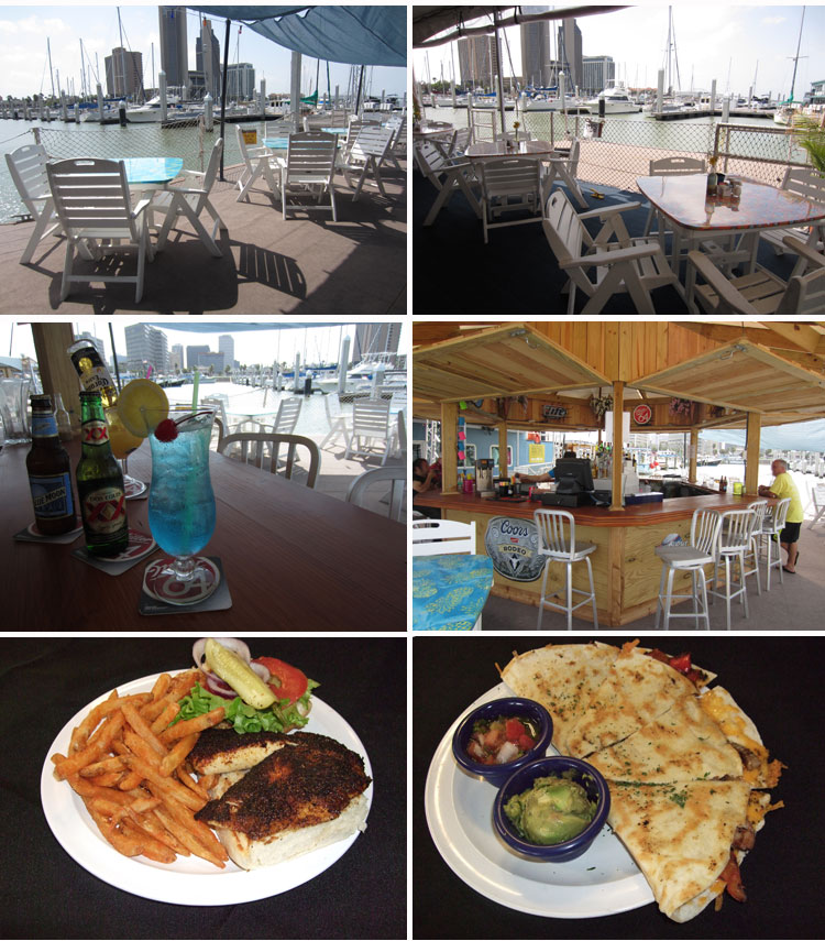 Harrison's Landing Tavern on Corpus Christi Bay Restaurant