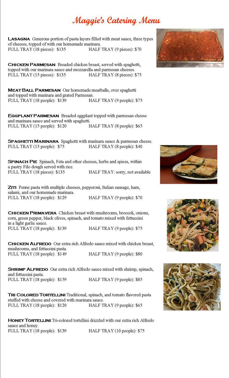 Maggie\'s Italian Restaurant & Pizza Kitchen ~ Corpus Christi Dining